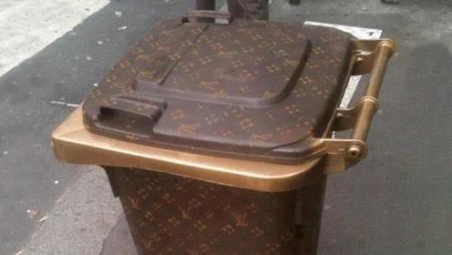 一个穷得只剩钱的国家 垃圾桶都是LV!宠物更是让人咋舌
