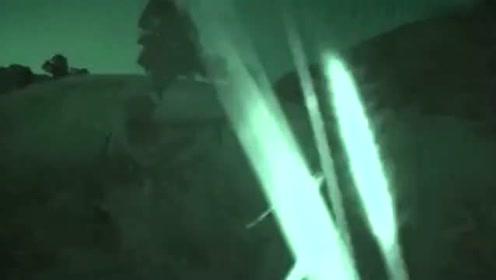 土耳其国防部发布袭击叙利亚视频 士兵黑暗中开火