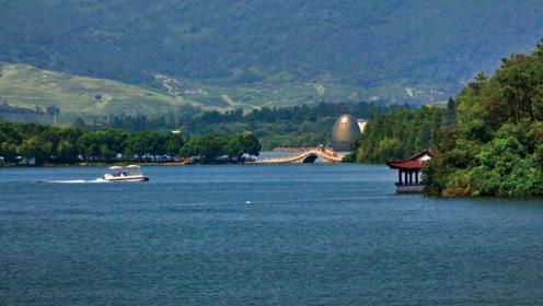 """江苏被忽视的湖泊,曾被誉为""""江南明珠"""",为何如今无人知晓?"""