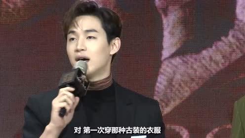 电影《征途》沪上路演  刘宪华奉献多个第一次