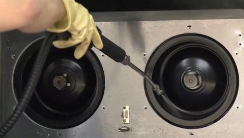 这是什么神奇清洗机,家电不用拆就能全面清洗,还请什么清洁工?