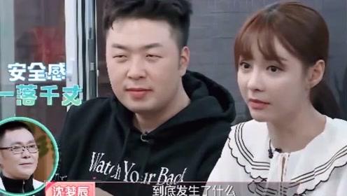 沈梦辰恋情曝光,杜海涛花式宠女友挑战演技毫无压力,这狗粮我吃了!