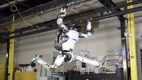 到目前为止,阿特拉斯是世界上最先进的人工智能机器人吗?