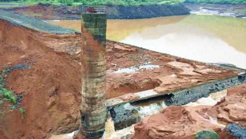 印度耗时40年修建的水坝,号称超越三峡大坝,开闸后尴尬了!