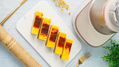 口感香糯软甜又不腻的红薯蛋糕条,爱吃甜品的你不可错过!