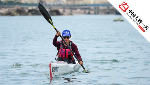 90后青岛小嫚儿酷爱水上运动,退伍拿下两届亚洲冠军
