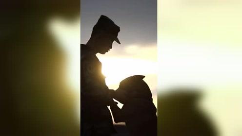 从无知幼犬一枚到合格的战士一名,搜救犬不会说话,却献出了全部的忠诚和爱