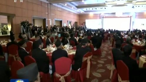 习近平出席班达里总统举行的欢迎宴会