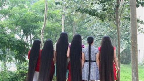 最奇葩的家族传统,女性一生不剪头发,如今生活令人担忧