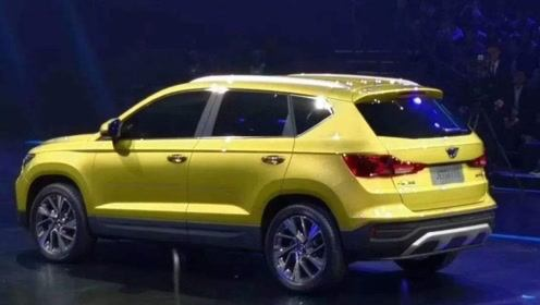 捷达首款SUV仅8万起,1.4T大众发动机+爱信6AT变速器,太厉害了