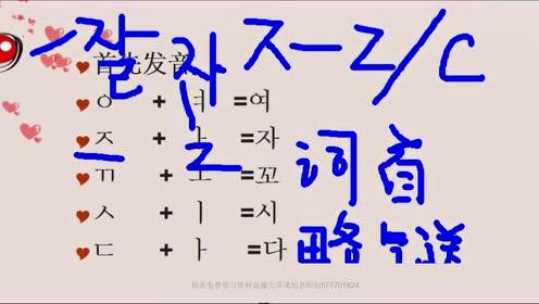 韩语学习教程:延世韩国语一节课开口说韩语上