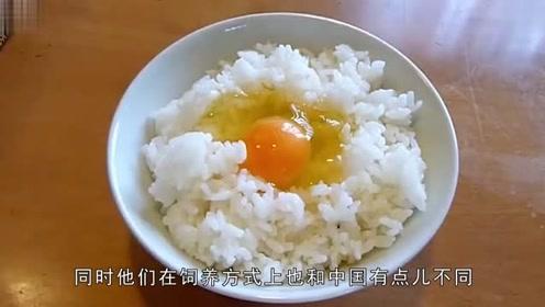 日本喜欢吃生鸡蛋拌饭,竟然完全不怕腥味,这吃法你敢体验吗?