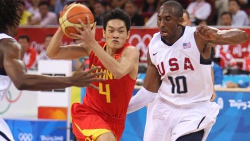 中国男篮悍将归来!他曾晃翻科比甩开梦之队,球迷等的人终于来了