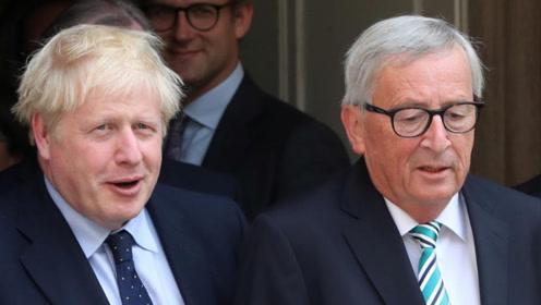 刚刚!英国首相约翰逊:英国与欧盟达成了新的脱欧协议