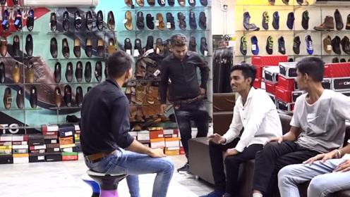服务态度最差的鞋店,行为及其恶劣!网友:卖得出去才怪