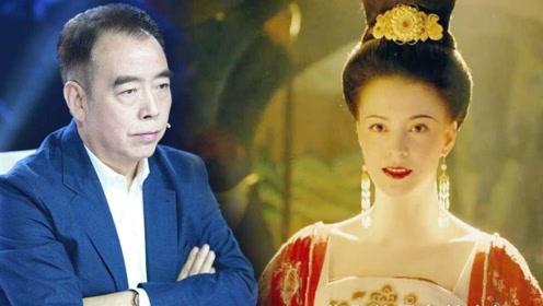 杨贵妃张榕容挑战自己再秀演技,却拒绝陈凯歌选择郭敬明?