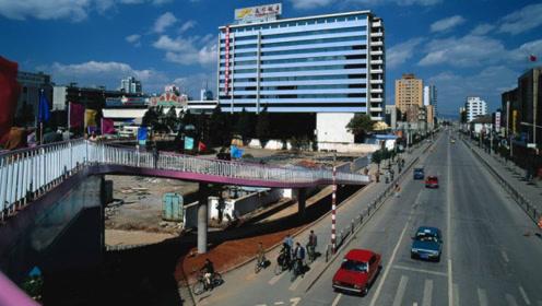 """中国最特殊的省,旅游资源十分丰富,满大街都看不到""""B""""车牌"""