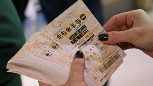 """穷小子彩票中奖8500万,10年每天""""吃钱"""",如今一贫如洗!"""