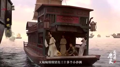 中国第三大岛屿,每年以143米的速度在扩大,很快会与大陆相连!