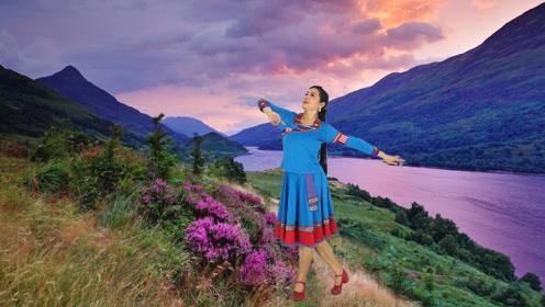 锦瑟舞语-藏族舞《月亮女神》编舞:艺莞儿