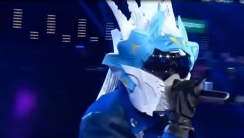 史上最牛蒙面歌手,所有导师和观众认为是林俊杰,揭开面具无人识