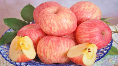 苹果甜不甜,死记这4点,一挑一个准,个个甜又大,老果农都用这招