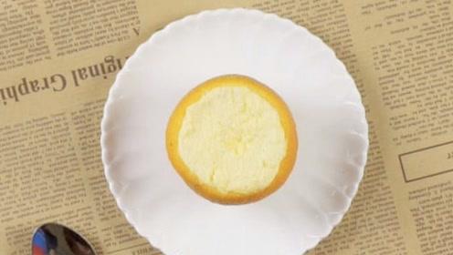止咳又解馋的橙子蒸蛋,这个一定要学会!