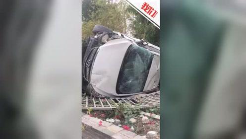 广西一扶贫干部在车祸中被撞身亡 警方:嫌疑人已被控制