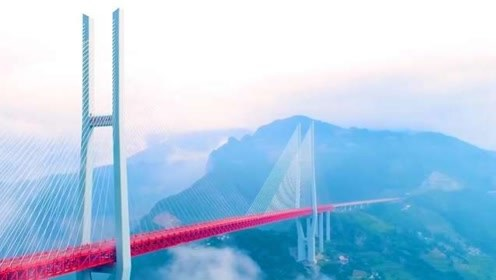 世界最高桥梁在中国!