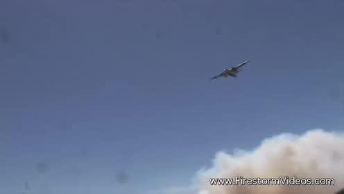 消防航空 专业人士在行动