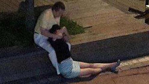 """女友醉酒遭男子暴力""""性侵"""",男友就在旁边,竟然躲了起来!"""