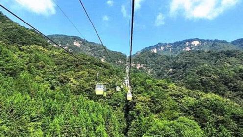 湖北这一不输华山的山峰,景色真的非常秀丽,但名气却不如华山!