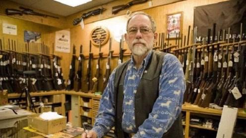 为什么日本不禁枪很少发生枪击案,而美国却不行呢?原因让人佩服!