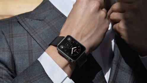 小米全新的可穿戴设备,小米手表正式发布
