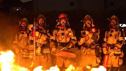 致敬最美逆行者!曝光你所不知道的消防员生活:爱听五月天,害怕亲人的眼泪