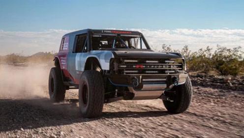 重塑硬派车经典 福特越野车Bronco即将复产