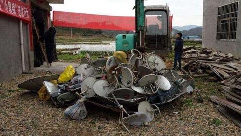 为什么禁止私装卫星锅,卫星锅能看到什么?安装工透露真相