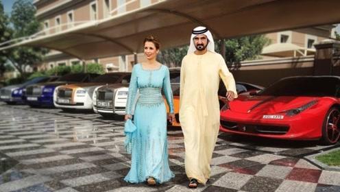 阿拉伯的土豪,都是怎样花钱的?