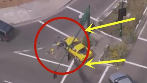 中国罪犯也很幸福,美国警察对待罪犯从不心软,被撞昏迷后还不肯放过!