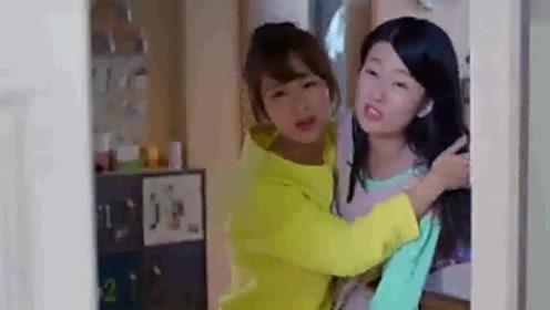 欢乐颂:樊家父母入住2202,搞得关关小邱只能去安迪家上洗手间
