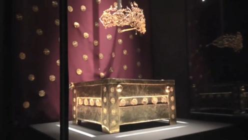 这座古墓最久远,比秦始皇陵还要老,骨灰盒都是金子!