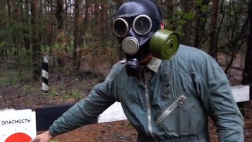 核辐射到底有多可怕?老外舍命实验,带你肉眼看清其真面目!