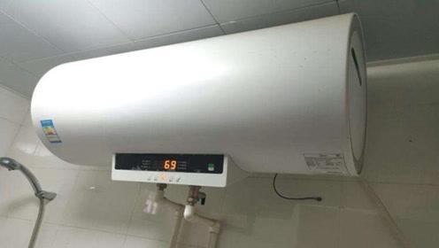 热水器开多少度最合适?很多人做错了,难怪越来越不耐用