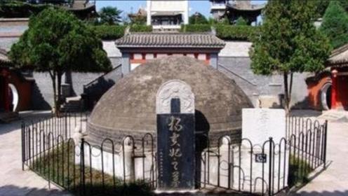 日本发现杨贵妃墓?揭开真正死因,网友:难怪国内墓穴只有衣冠冢