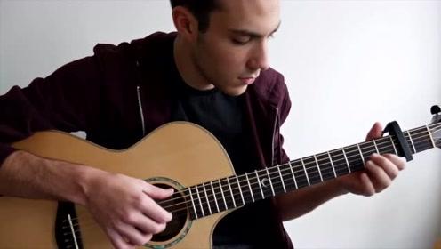 吉他演奏《卡农》优美琴声 演绎经典