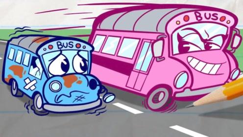 男孩开惊险公交车,车上全是老太太,结果太奇迹了