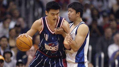 中国男篮史上谁的天赋最高?姚明不及王治郅,而他无人能及