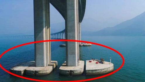 大海那么深,港珠澳大桥桥墩是如何建的?看完佩服工程师的智慧