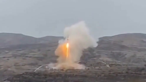 一天两地两场发射!中国成功发射宁夏一号卫星