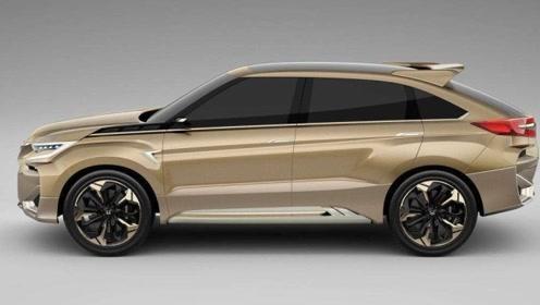 本田全新七座SUV将霸气登场,性价比辗压途昂